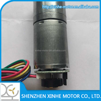 high torque 24V electric bicycle gear motor