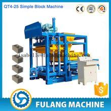 Industry paver interlocking automatic block machine automatic brick manufacturing plant offer