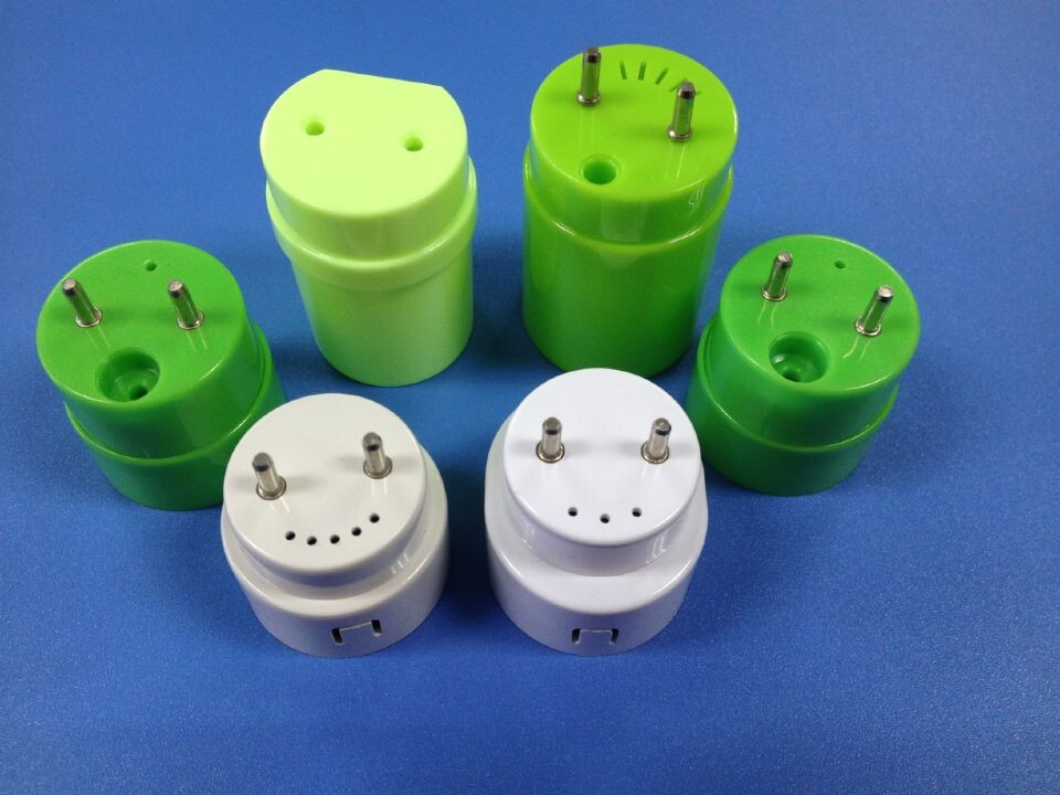 China factory led tube light t oval end cap