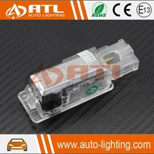 2015 new arrival Plug and play led car door logo courtesy light