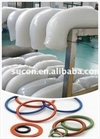 CHINA silicone manufacturer FDA ROHS passed O-ring gasket raw material silicone rubber compound