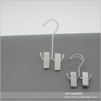 wholesale metal clips hanger cheap shoes hanger hot sale shoes hanger