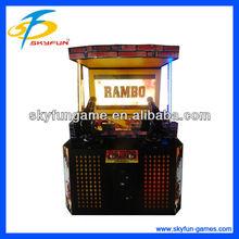 Nueva ametralladora Rambo Shooting