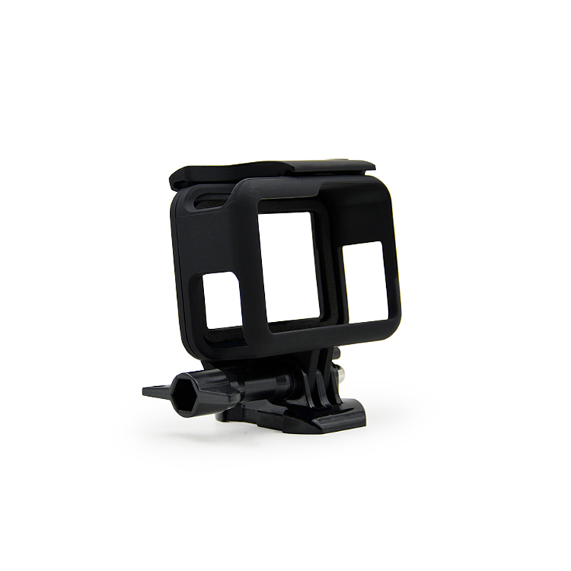 Camera Accessories Protective Frame Housing Case + Tripod Adapter ...