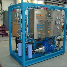 50ton/day vessel/ship seawater desalinator Machine