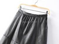 4 цвета новые женской моды лето элегантная юбка панк дамы случайные высокого качества бренда дизайн бюст юбка #j113