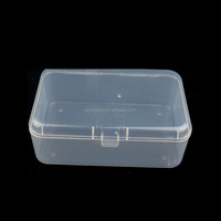 8.8cm*5.7cm*3cm Fishing lure Box, Fishing hook box Small plastic boxes Accessaries fishing tackle boxes