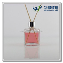 15ml-250ml decorative custom made empty reed diffuser glass bottle for air fresh