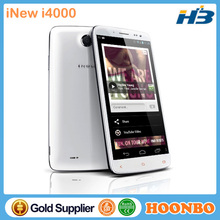 "Low Cost Mobile Phone iNew i4000 Telefono Movil Mobile Phone Sale 5.0"" IPS Fhd Screen 1920X1080 Pixels 3G Smart Mobile Phone."