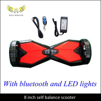 Skateboard On Two Wheels Hybrid Scooter Bicycle Electro Skateboard