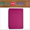 popular three folding PU case for ipad Air 2 with wholesale price