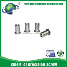 carbon steel nickel plated standard split rivet