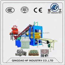 block machine QT4-15D brick wall building machine