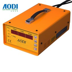 Smart Portable Electric scissor lifts battery chargers Lead acid/Lithium