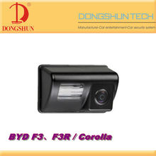 DS-C9 Special car rearview camera for BYDF3,F3R,Toyota COROLLA