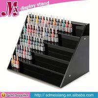 acrylic cupcake display shelf MX1555 acrylic cosmetic countertop display stand