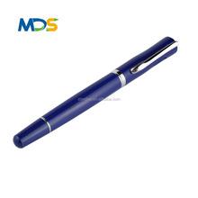 2015 on sale gift pen, metal cello pen blue barrel pen for promotion ,office , school
