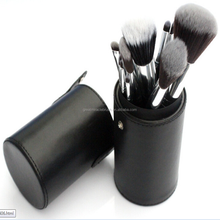 High quality 12pcs rose golden makeup brush set for girls makeup set with make up brush bag