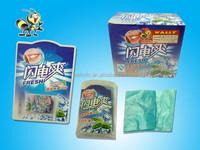 Fresh Breath Strip Paper Mint Candy
