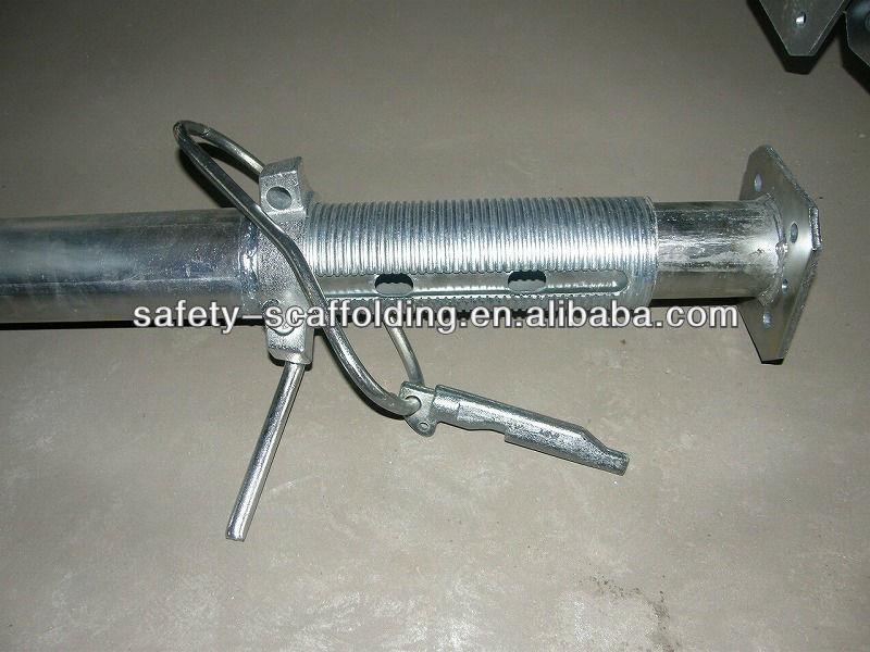 Adjustable Steel Post Shores : Scaffolding steel shoring post buy
