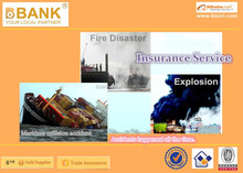 (BK10-0001)Insurance Service/Global Marine Insurance Solutions/Sea freight/Airfreight/Express/Accident Compensation