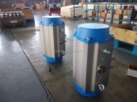 types plumbing materials flow control valve position sensor for pneumatic actuator