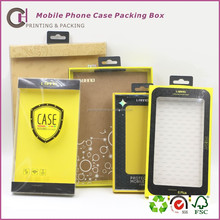 Hot sales paper box for phone case packaging