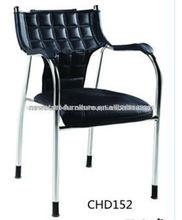Moderno media de la espalda de malla silla de oficina, a la espera de oficina silla de ruedas sin