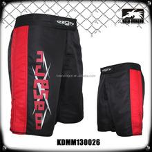 Polyester/Spandex Martial Arts Wear MMA Short