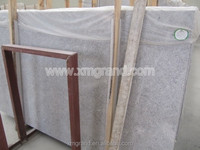 Italian silver grey marble slab for marble top dining table with types and names and price