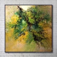 Abstract canvas painting milky way coloured drawing or pattern design