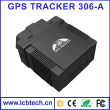 Good quality gps tracker mini gps tracker vehicle gps tracker 306A/B with web tracking platform free PC tracking software