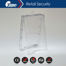 ONTIME Supermarket EAS Anti-Theft Checkpoint Compatible Security Safer Box for Douoble DVD SF5022