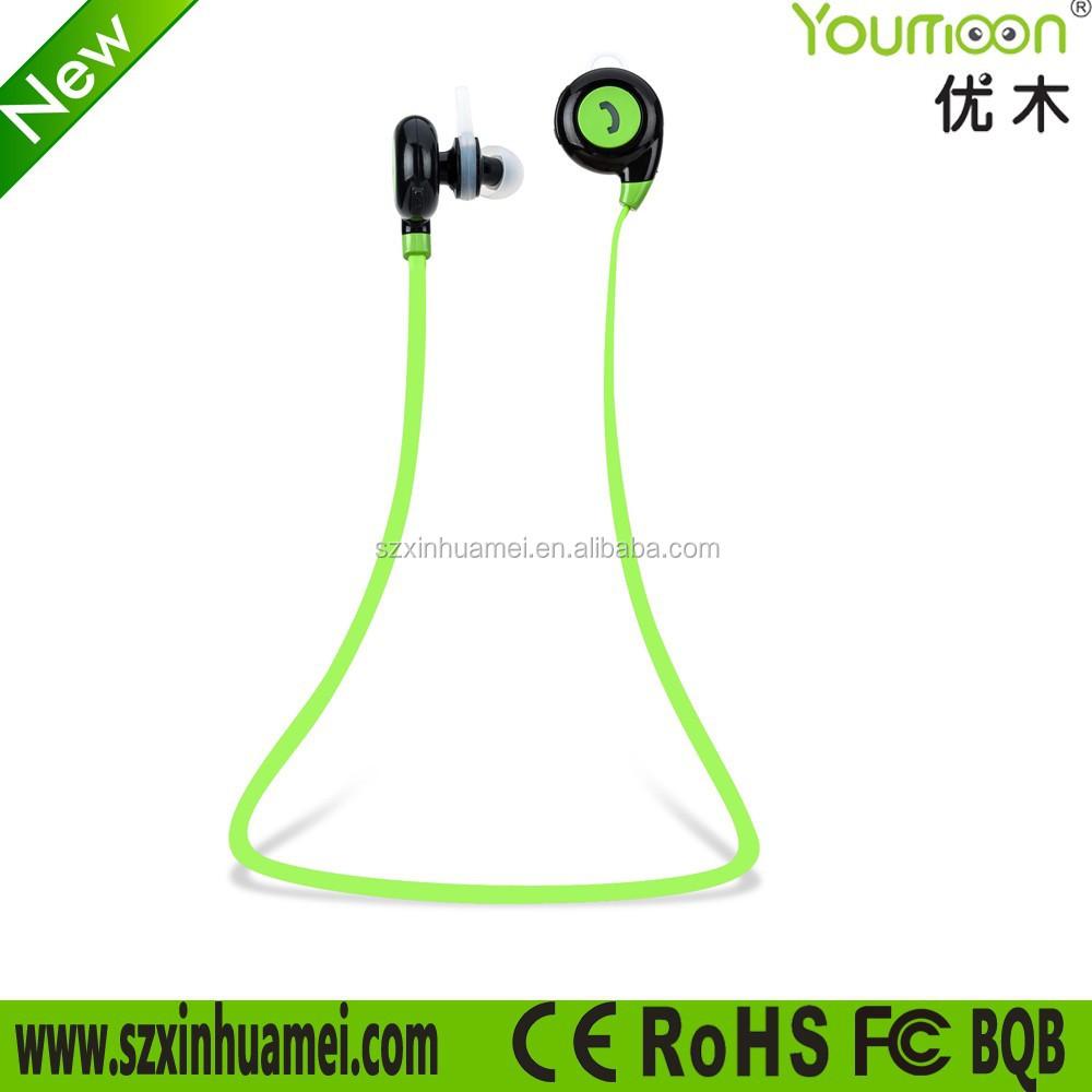 wireless bluetooth sport in ear headphones earbuds earphones sweat proof rain proof buy. Black Bedroom Furniture Sets. Home Design Ideas