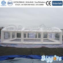 claro inflable tienda de camping tienda de la boda caliente venta de china