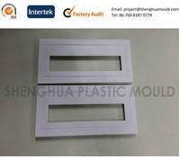 China Low Cost Injection Mold and Molding - Plastic Light Cover