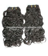 Brazilian curl Virgin hair 4oz wet hair