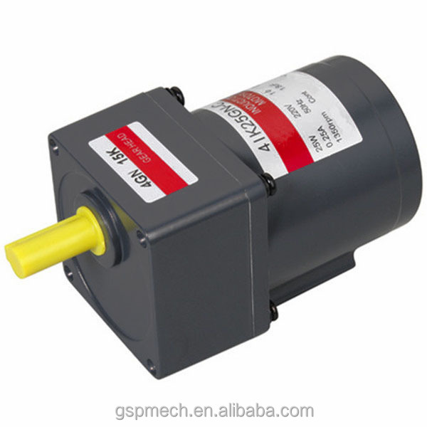 High quality!High efficiency! micro ac electric gear motor for industrial boiler prices