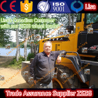 CE approved china low price wheel loader 936 with 3000kg rated load