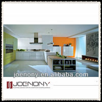 Modern high gloss Lacquer kitchen Cabinet Design in China