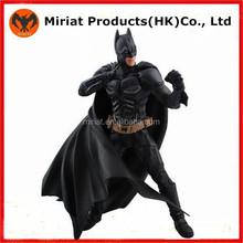 3D movies realistic action figure super batman plastic toys