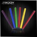 S- corps feuilletée 500 sept couleurs rainbow e- cigarette 510 x. houka cigarette électronique jetable