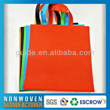 Good Quality Nonwoven Shopping Bag Recycle Bag Fashionable Unique Hand's Strong Bearing Weight More