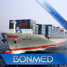 International shipping agent sea shipping cargo from shenzhen to baku by sea