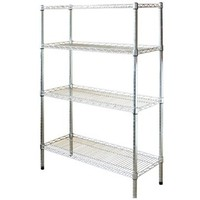 Trade Assurance Best Selling wire closet shelving