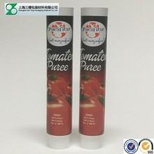 high quality food aluminum tube