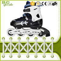 big pu wheel inline skate