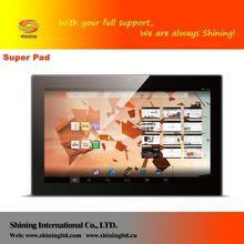 Oferta caliente basado en la web pantalla táctil máquina expendedora marco de fotos digital