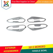 2013 2014 FUSION / MONDEO CHROME SIDE DOOR BOWL INSERT CAVITY COVER TRIM MOULDING CUP