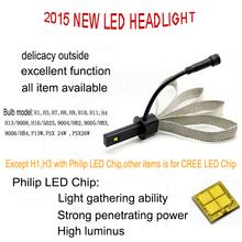 MACAR SUPPLY accessory 9007 led headlight for kias sorento